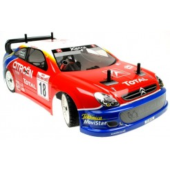 GS Racing Vision EvoE Citroen RTR Brushless 1:10 RC Auto