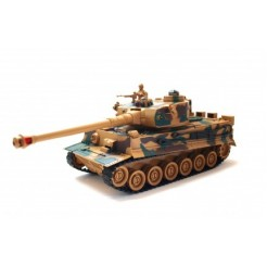 Gimmik German Tiger V2 1:28 RC tank 2.4GHz RTR