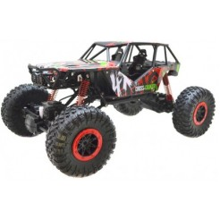 HB 1:10 RC Rock Crawler 4WD Rood