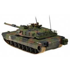 Hobby Engine Abrams M1A1 1:16 RC tank 27.095MHz RTR