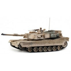 Hobby Engine Abrams M1A2 Premium 1:16 RC tank 2.4GHz RTR