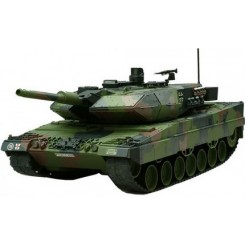 Hobby Engine Leopard 2A6 RTR 1:16 RC tank 27.095MHz