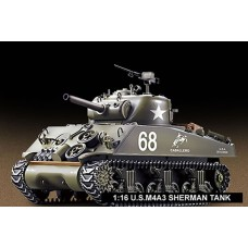 1:16 M4A3 Sherman RC tank