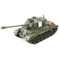 1:20 M26 Pershing Snow Leopard Airsoft BB RC tank