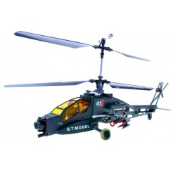 Apache AH-64 Feral Beast 4CH RC helicopter 2.4Ghz