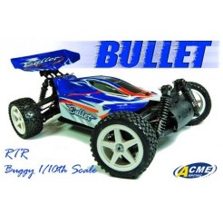 Bullet elektrische RC Buggy Brushed 2.4GHz