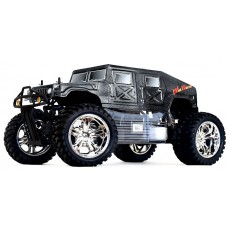 FS Racing 30cc 1:5 Benzine RC Hummer Monster Truck 2.4Ghz