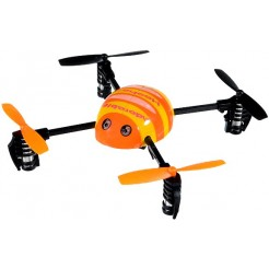 Fire Fly Mini RC QuadCopter RTF 2.4Ghz