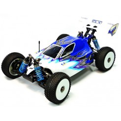 GS Racing CLXE 1:8 electrische RC Buggy (KIT versie)