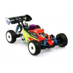 GS Racing Storm CLX Pro 1:8 Nitro RC Buggy Kit
