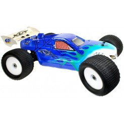 GS Racing XUT II Pro 1:8 Nitro RC Truggy Kit