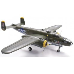 Grote schaal HC Hobby B-25 Mitchell 5CH RC vliegtuig