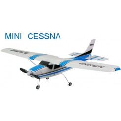 Mini Cessna RC vliegtuig Brushless 2.4Ghz RTF
