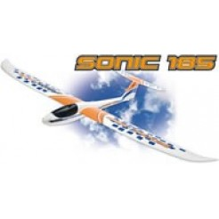 Sonic 185 Brushless 4CH RC Glider 2.4G