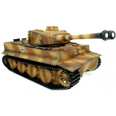 Taigen handgeschilderd Advanced metale RC tank Tiger Camo 2.4Ghz