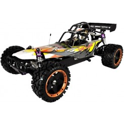 Yama 1:5 Benzine RC Buggy 2.4Ghz Pro 30cc Road Runner