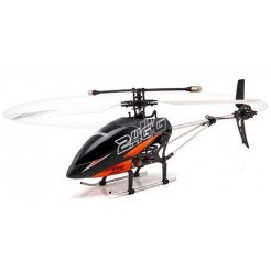 Z102 4CH Alloy Single Blade RC Helicopter 2.4GHz