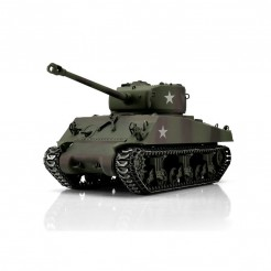 Torro 1:16 RC M4A3 Sherman 76mm camo IR