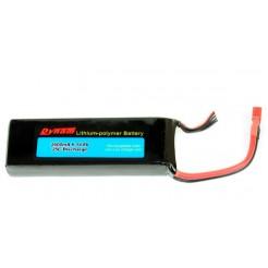 Dynam LiPo batterij 14.8V 2600mAh 25C