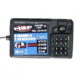 HSP 2.4Ghz receiver