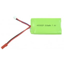 LiPo batterij 7.4V 600mAh